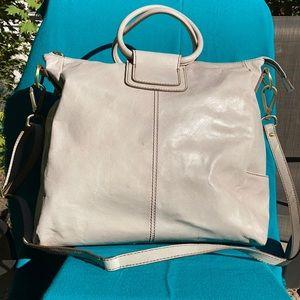 HOBO Sheila Travel Bag creamy grey